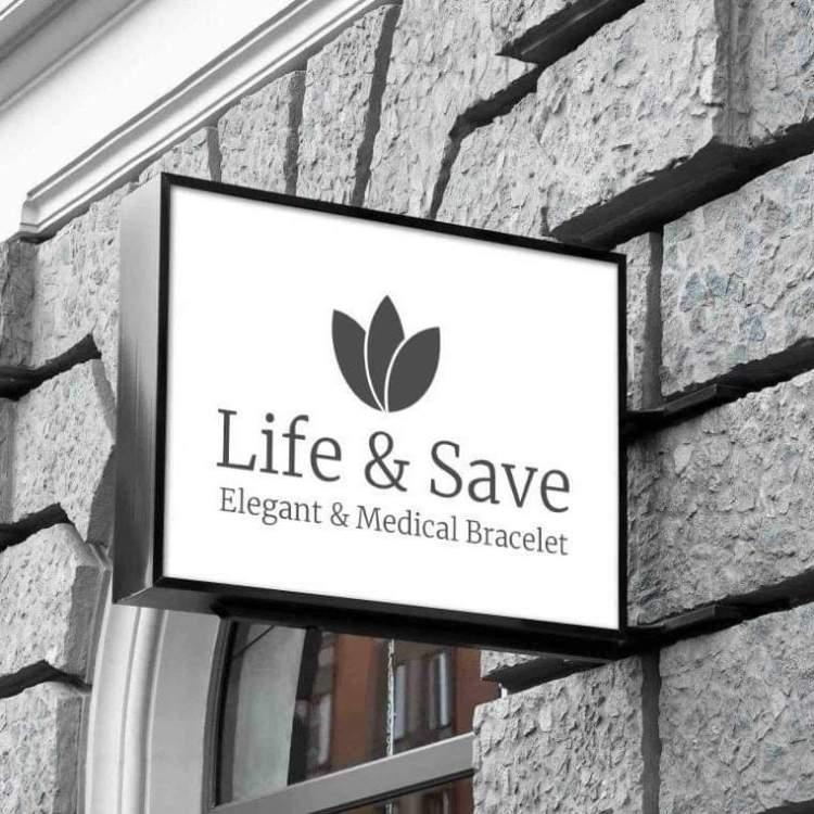 Life & Save - Elegant and Medical Bracelet